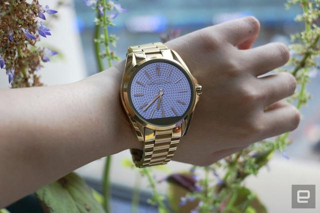 Michael Kors ra mắt đồng hồ thông minh Access dành cho cả nam và nữ