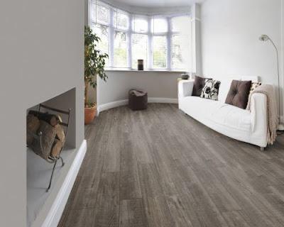 Đan xen màu sắc đa phong cách cho không  gian sàn gỗ nhà bạn