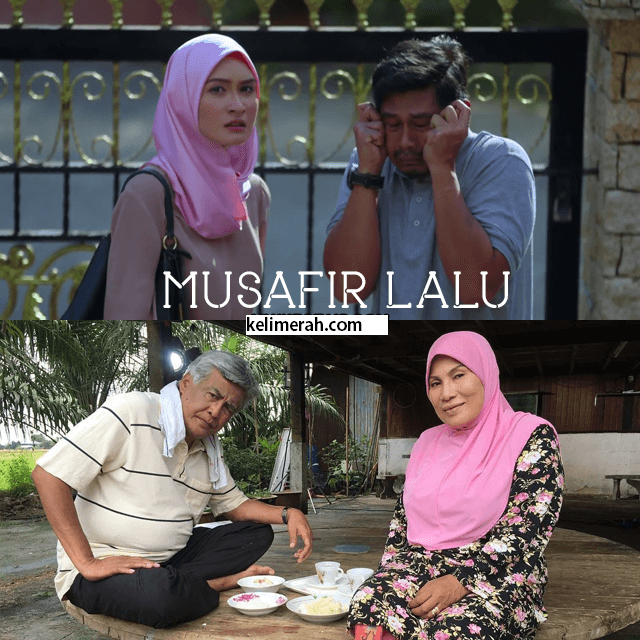 Telemovie Musafir Lalu Skirn Di 9 Lakonan Fizz Fairuz, Syazwan Zulkifli