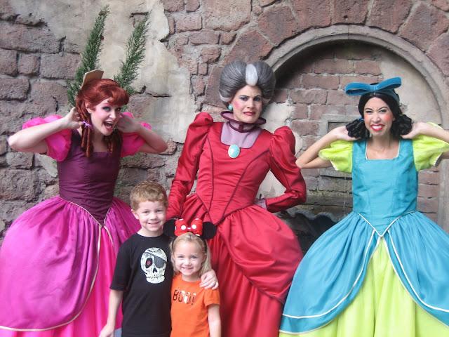 Hotéis da Disney Cinderela