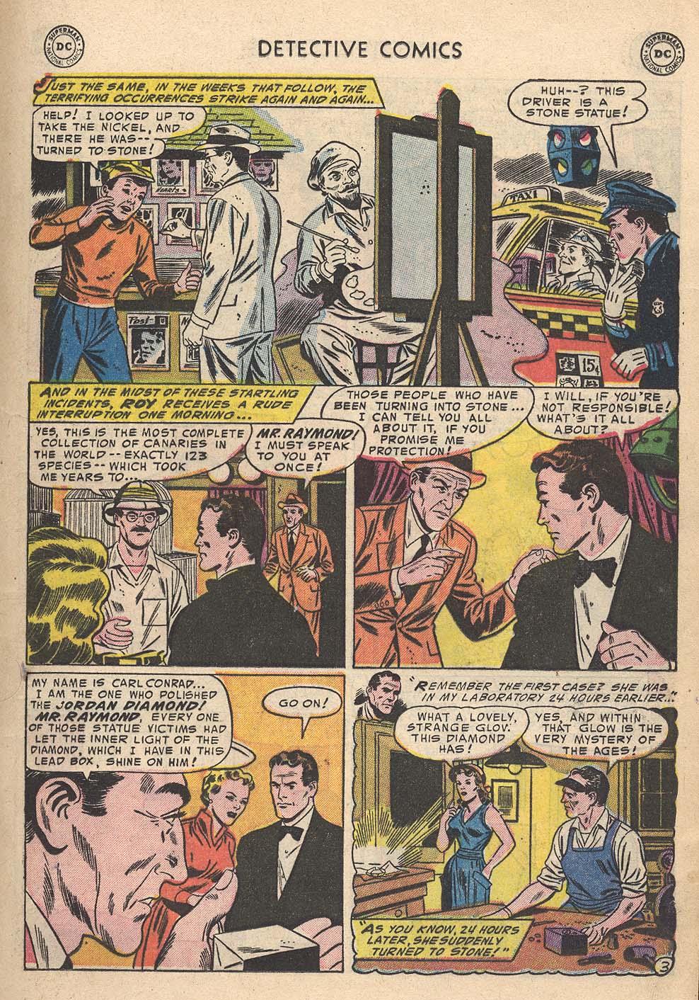 Read online Detective Comics (1937) comic -  Issue #210 - 19