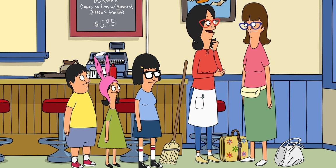 Bob's Burgers - Season 2 Episode 06: Dr. Yap