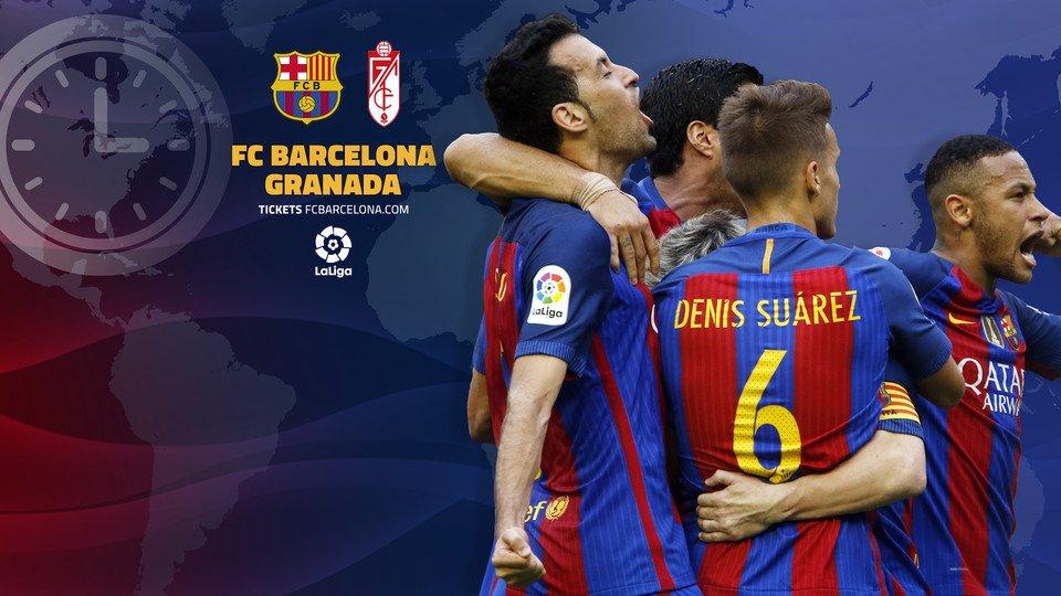 barcelona vs granada - photo #11