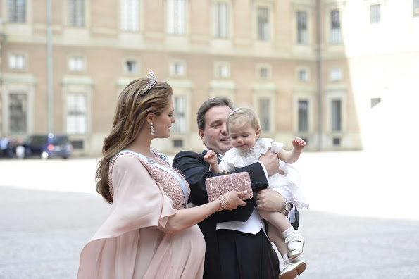 Wedding Of Prince Carl Philip And Sofia Hellqvist At The Royal Chapel