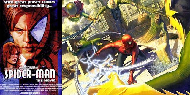 film superhero marvel batal diproduksi