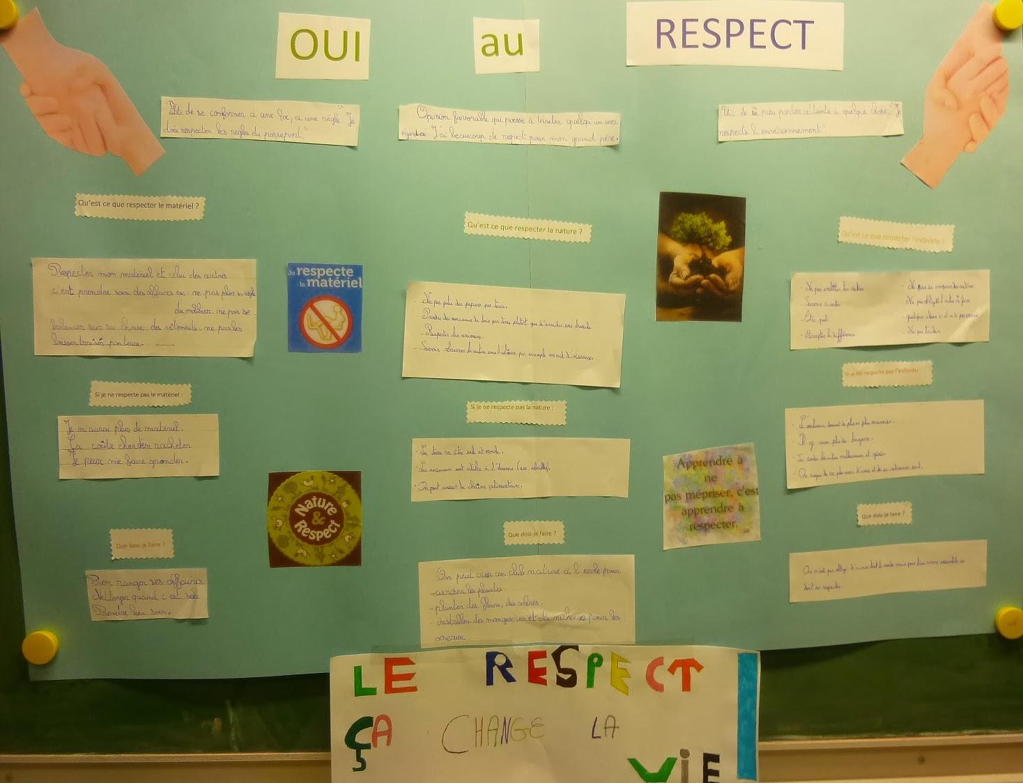 Dissertation sur le respect des regles