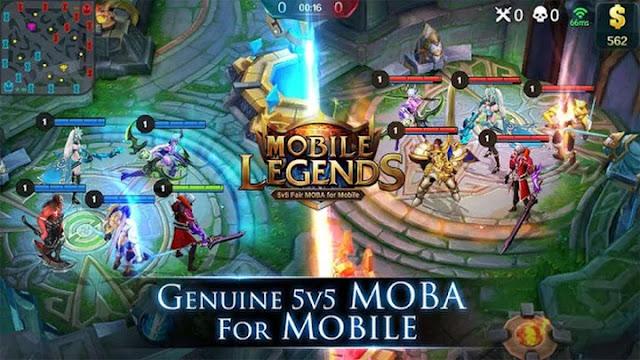 foto mobile legends