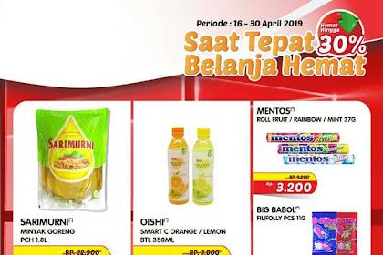 Katalog Promo 212 Mart Minimarket 16 - 30 Juni 2019