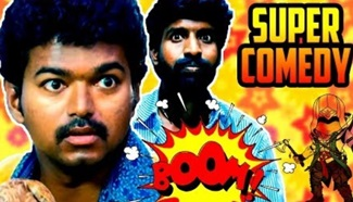 Velayudham – Super Comedy Scenes | Vijay | Hansika Motwani | Genelia D'Souza