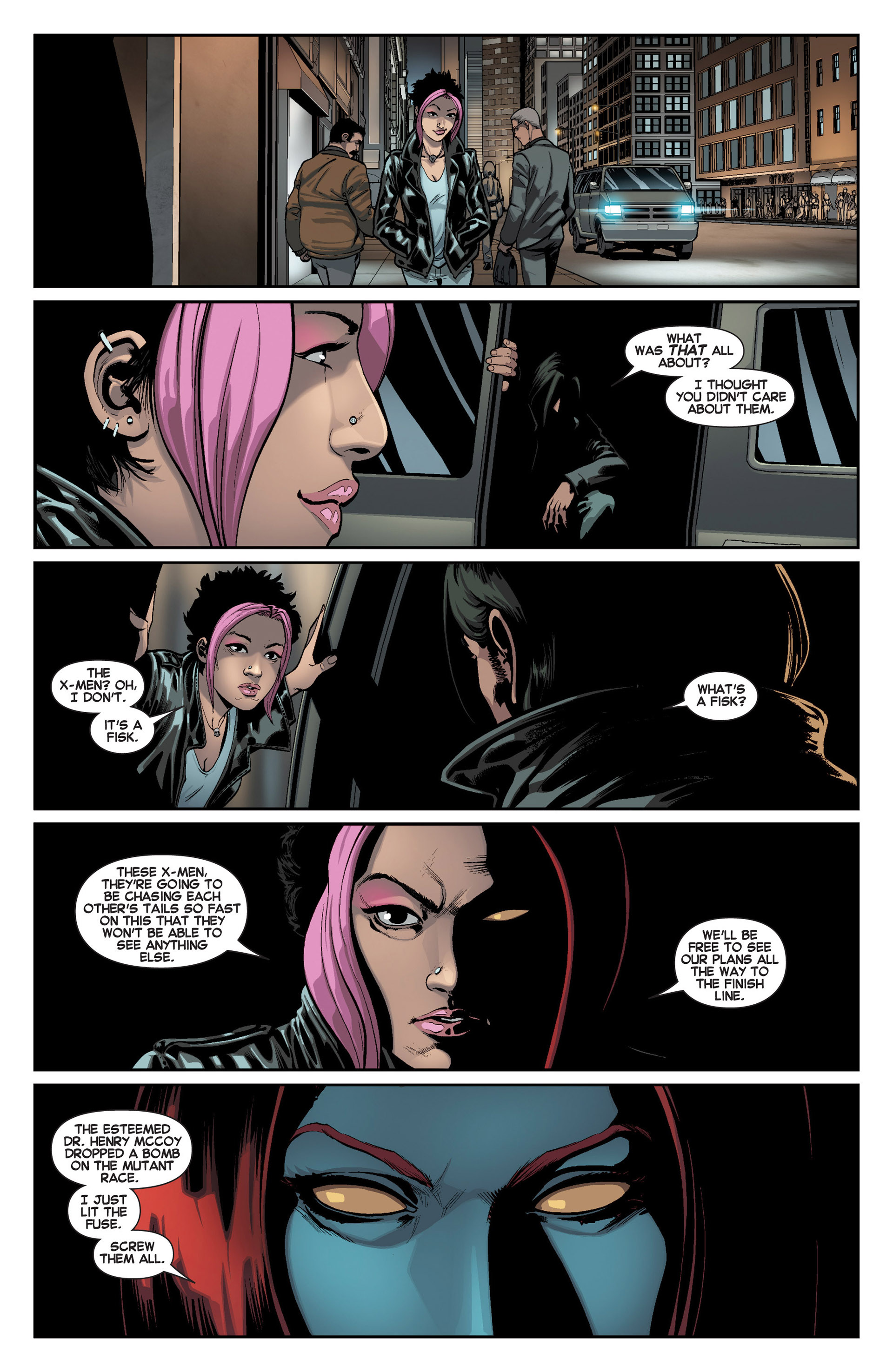 Read online All-New X-Men (2013) comic -  Issue #7 - 16