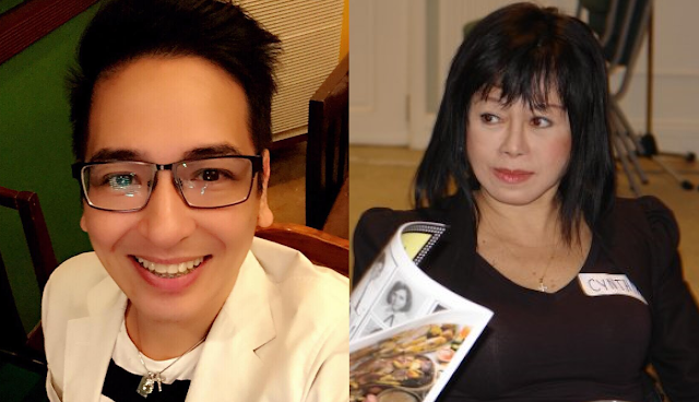 "Atty. Bruce Rivera calls Cynthia Patag a ""maligno"" just in time for MMFF season"