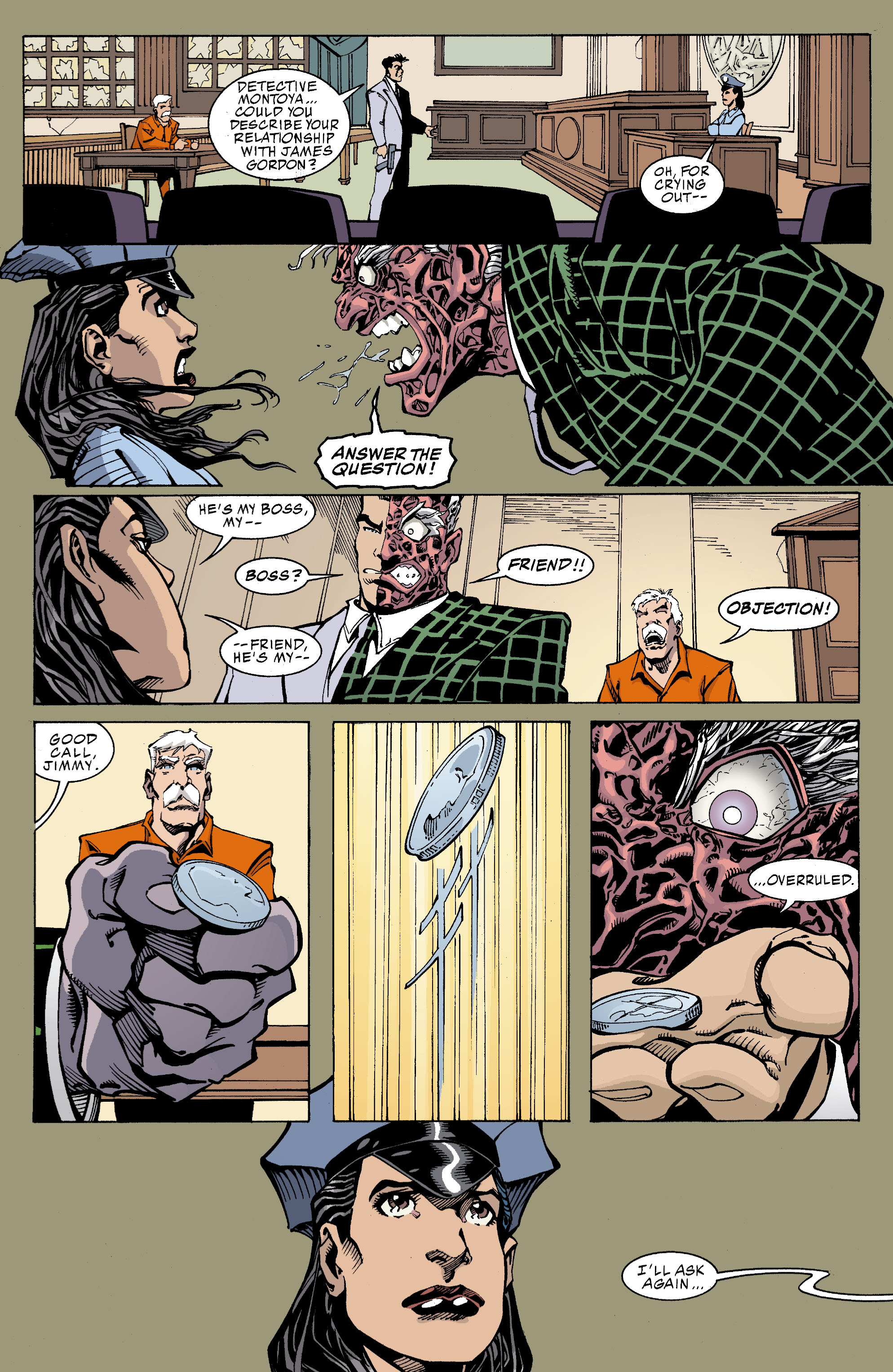 Detective Comics (1937) 739 Page 6