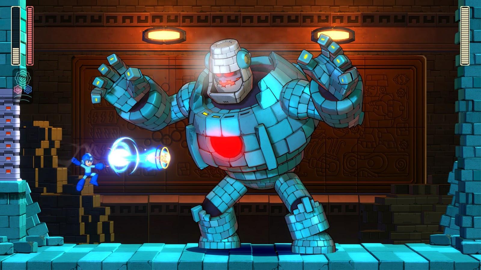Mega Man 11 PC ESPAÑOL (CODEX) 4