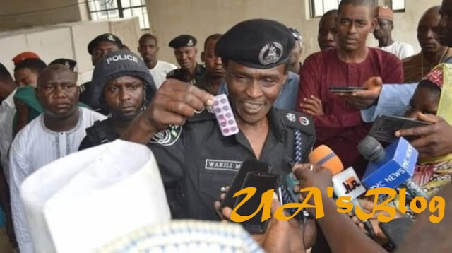 Kano NDLEA commander tackles police commissioner over seized drugs
