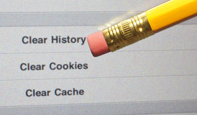 borrar rastro de internet