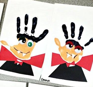 Handprint vampires