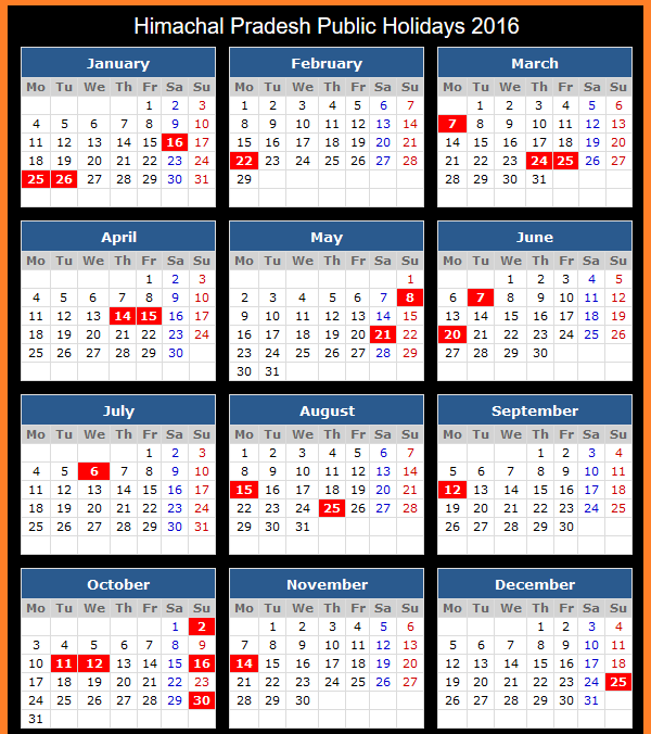indian calendar 2017 | My CMS