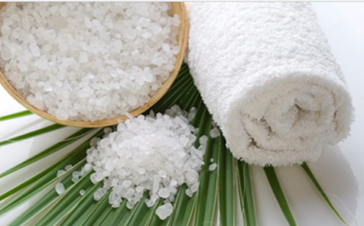 Cara Menghilangkan Jerawat menggunakan garam