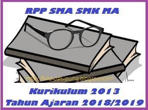 RPP Prakarya Kelas X XI XII Kurikulum 2013 Revisi 2018