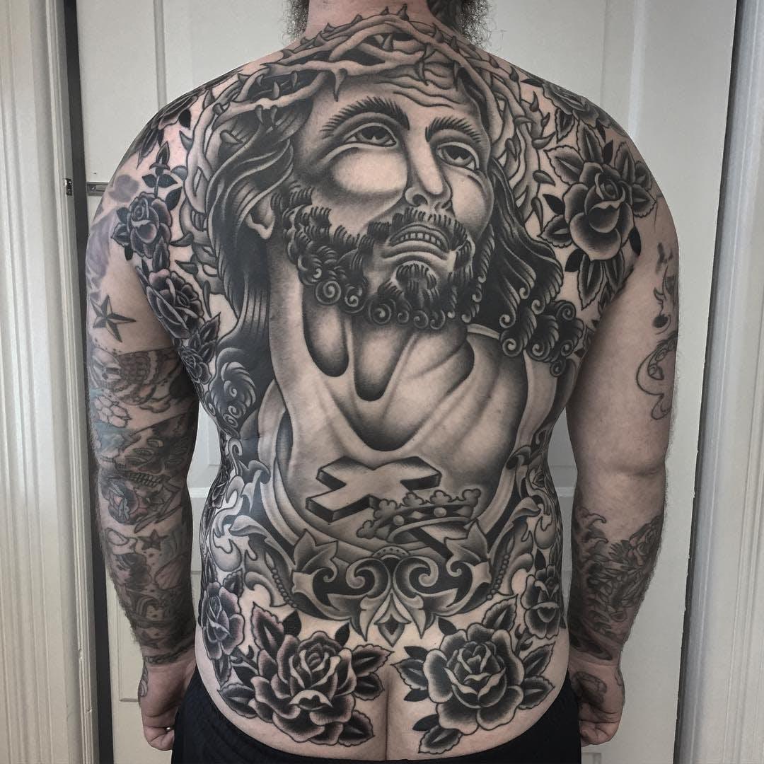 Jesus Tattoo