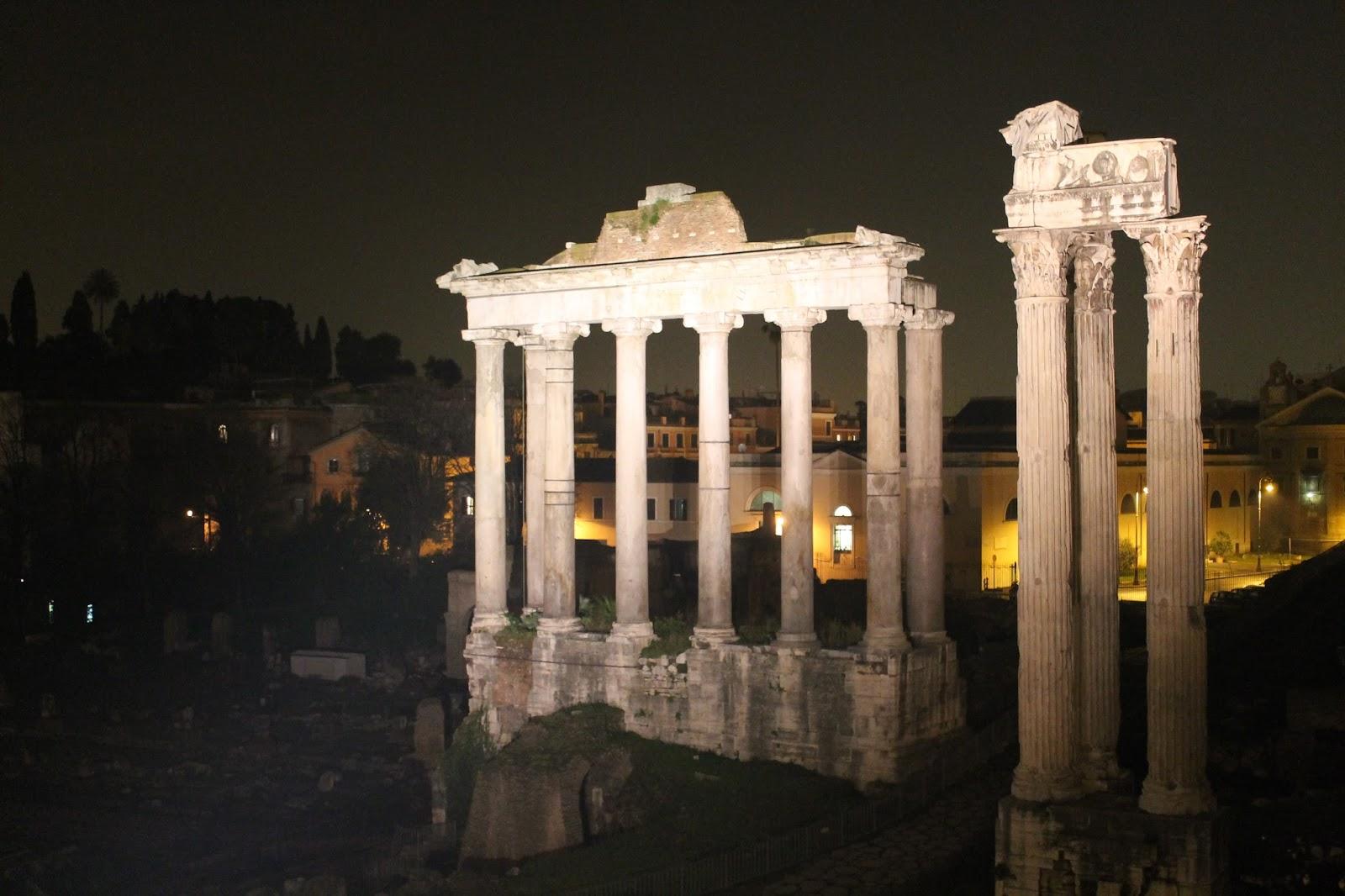 Roman suku puoli orgioita