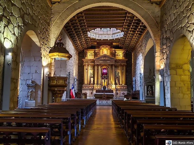 Igreja de São Francisco - o que fazer em Santiago