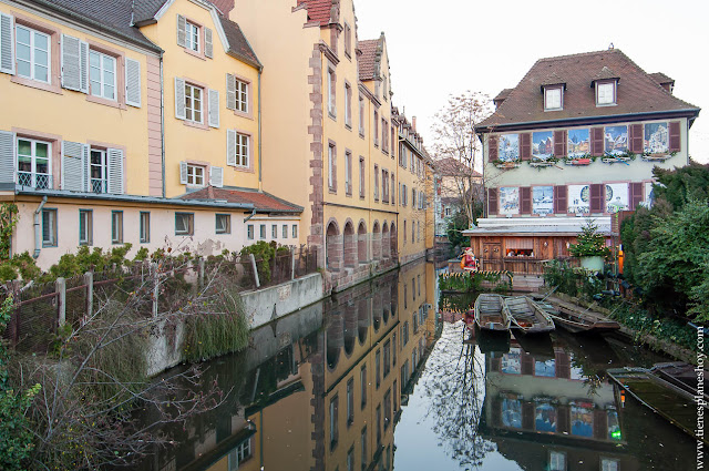 Petite Venice Colmar Alsacia Viaje Francia