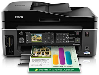 Download Epson WorkForce WF-7515 drivers