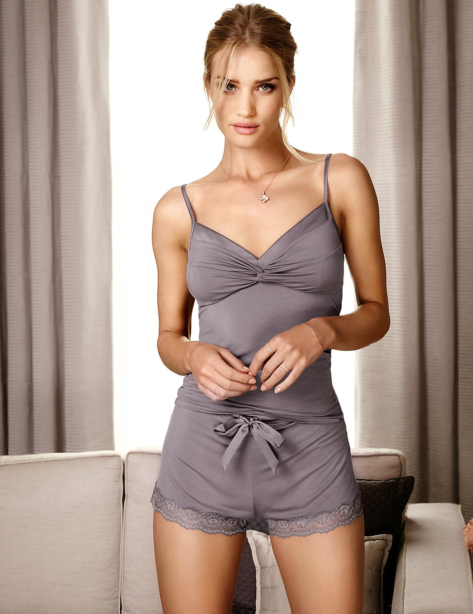 Rosie Huntington-Whiteley Hot Photoshoot Stills