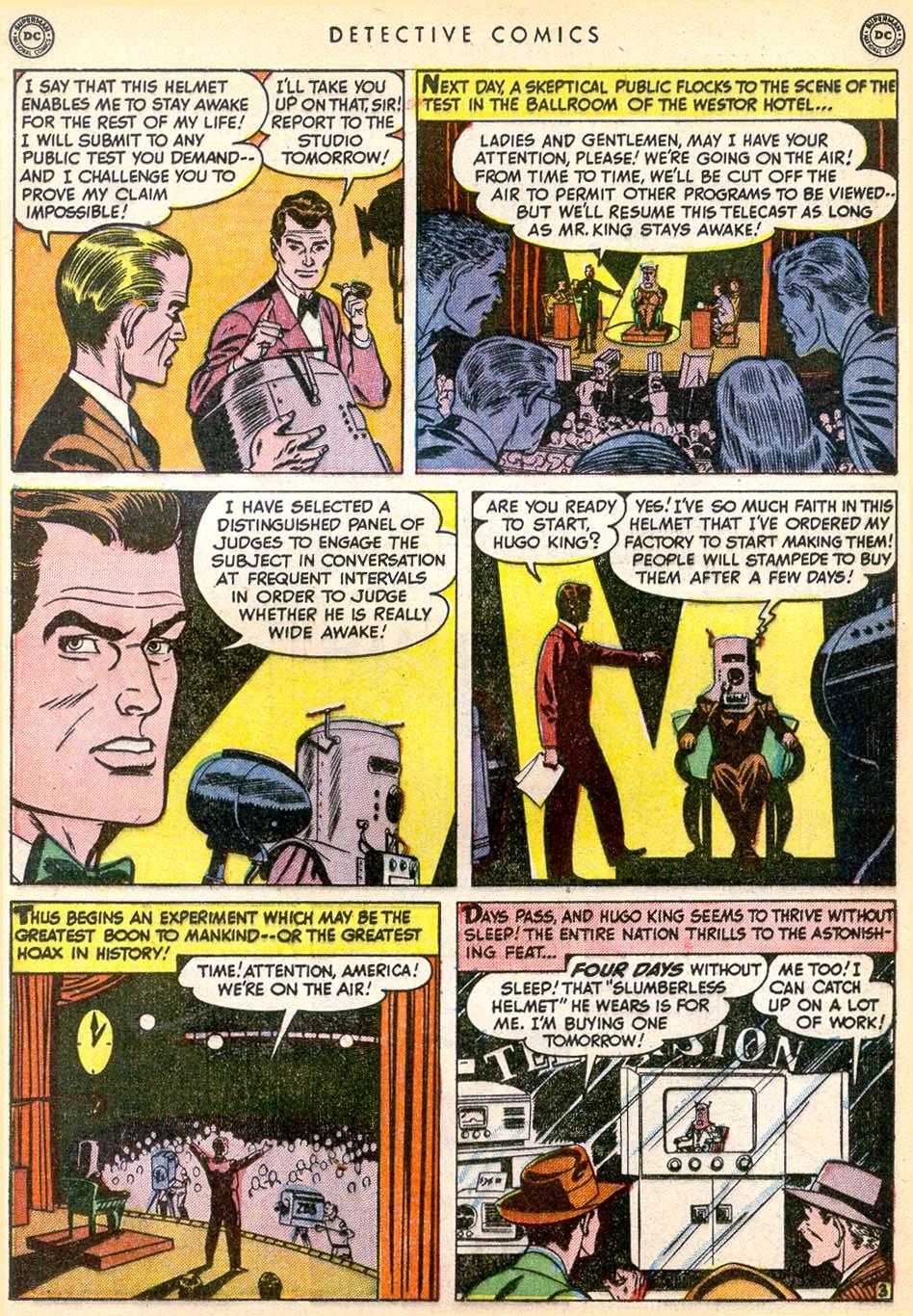 Detective Comics (1937) 165 Page 17