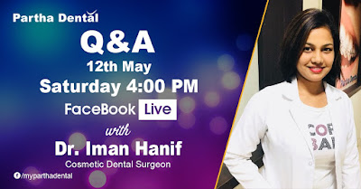 Facebook Live with Dr.Iman Hanif, Cosmetic Surgeon