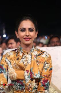 Actress Rakul Preet Singh Stills in Short Dress at Dhruva Pre Release Function  0050.JPG