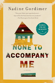 NONE TO ACCOMPANY ME - BOOK COVER