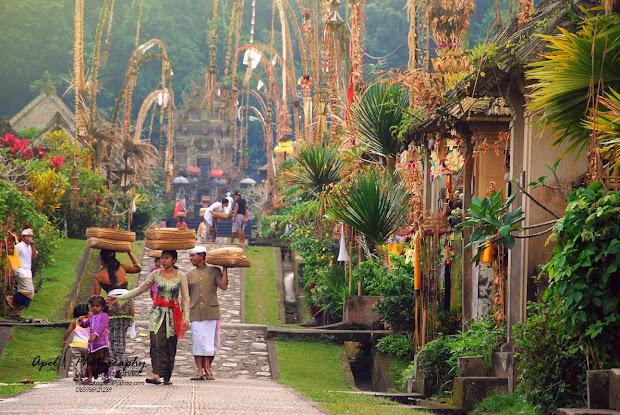 Panglipuran Traditional Village Bangli - Bali