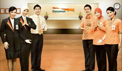 Lowongan Kerja D3 S1 PT Bank Danamon Indonesia Tbk, Jobs: Teller