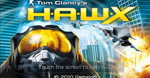 H.A.W.X HD on HVGA(320x480) and QVGA (240x320) All Android ...