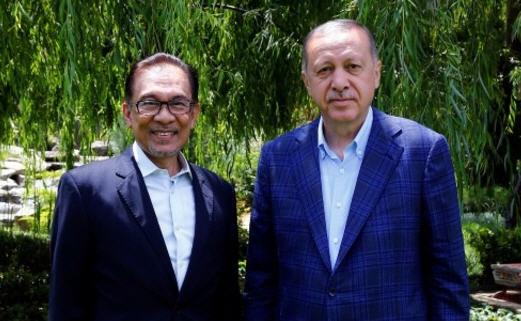 anwar ibrahim erdogan