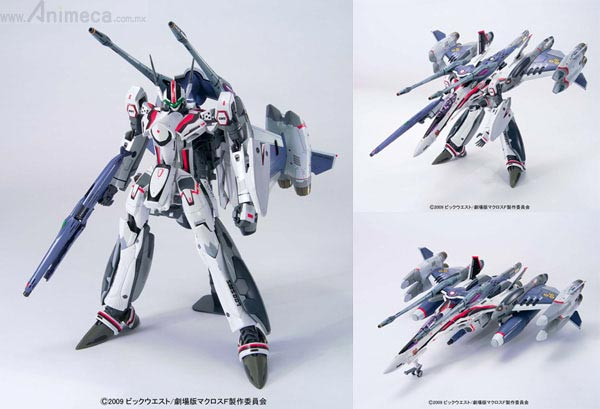 Tornado Messiah Valkyrie VF-25F Alto Saotome Ver. 1/72 MODEL KIT Macross Frontier