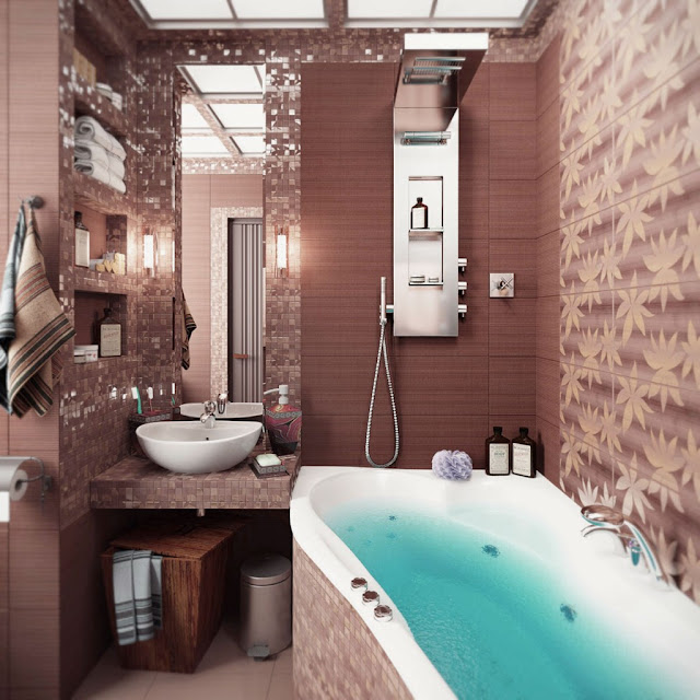Bathroom Design Decor Blogger Lifestyle Fashion Beauty Arts Architecture