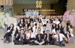 Lowongan Kerja PT Solid Gold Makassar