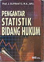 BUKU PENGANTAR STATISTIK BIDANG HUKUM
