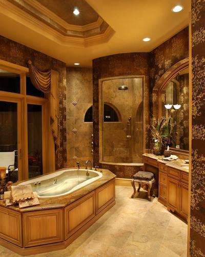 Beautiful Home Decor: Bathroom Modern Decor Great