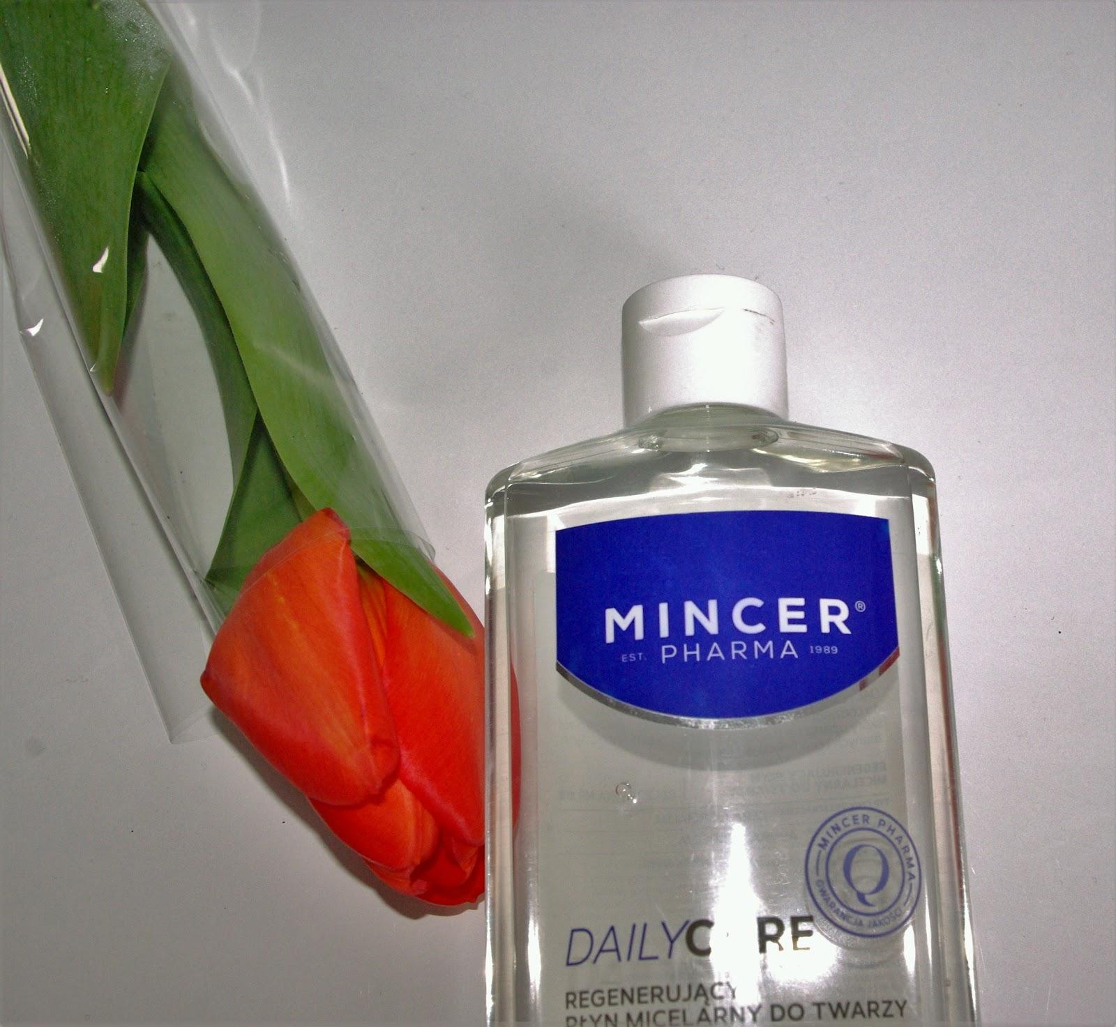 Regenerujący płyn micelarny do twarzy - Mincer Pharma www.dagmara-rek.pl
