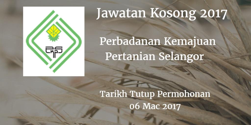 Jawatan Kosong PKPS 06 Mac 2017