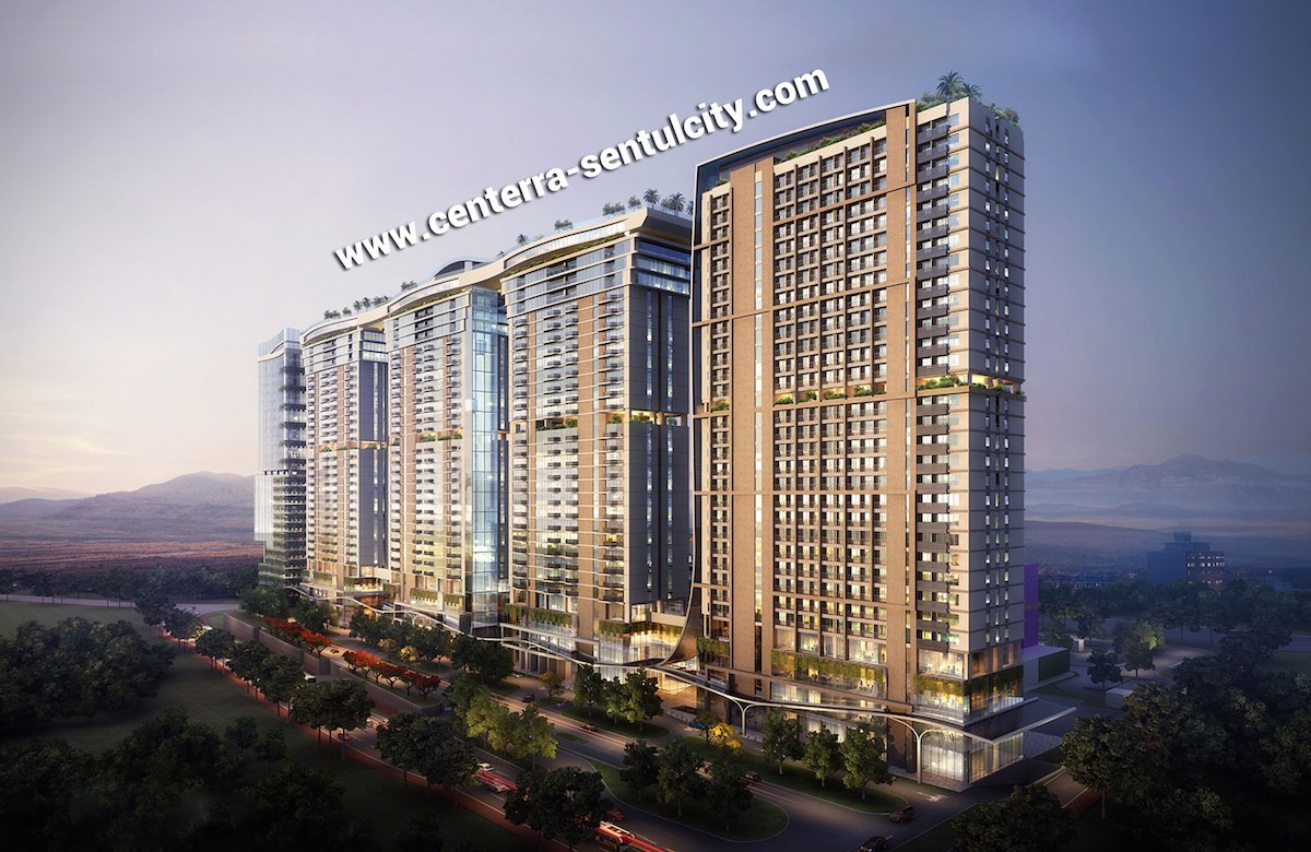 Apartemen Saffron Sentul City Bogor