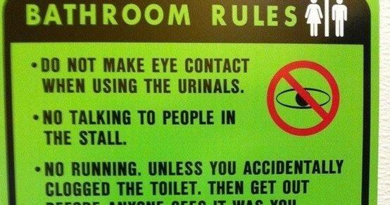 British slang for bathroom
