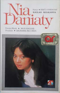 Nia Daniaty - Kau Segalanya ( Karaoke )
