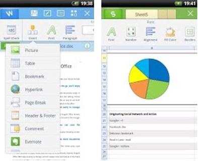 تحميل تطبيق تشغيل ملفات الاوفيس للأندرويد كامل