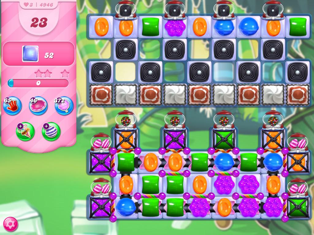 Candy Crush Saga level 4946
