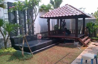 TUKANG TAMAN JAKARTA - GAZEBO